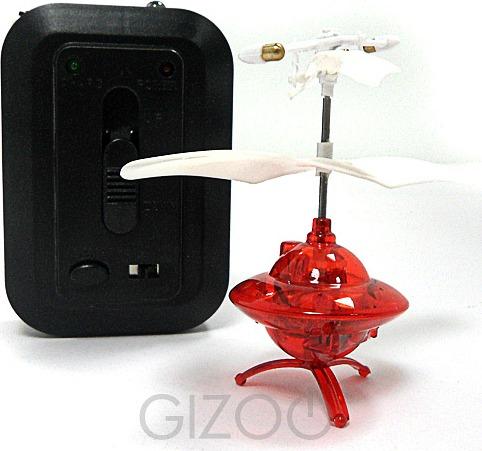 Radiostyrt mini-UFO