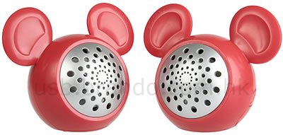 USB Mickey Mouse Speaker