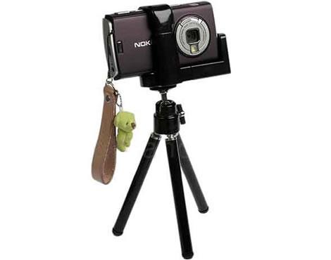 Stativ för kameramobiler
