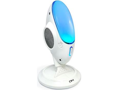 Mp3-högtalare med rörelsesensorer