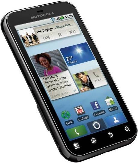 Motorola DEFY Android-telefon