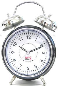 MP3-väckarklocka