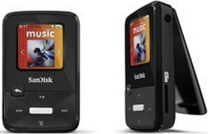 Liten MP3-spelare från SanDisk: Sansa Clip Zip