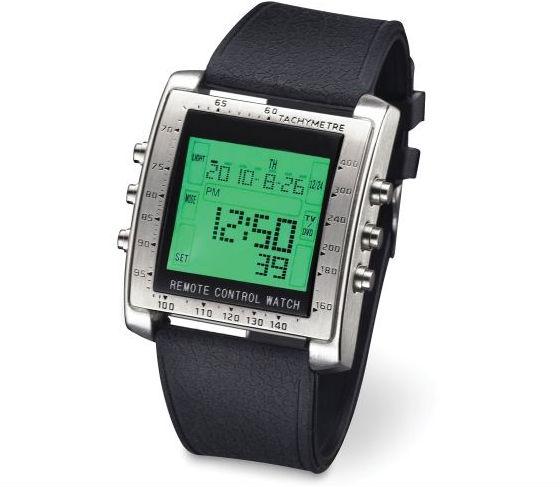 Armbandsur med multifjärrkontroll
