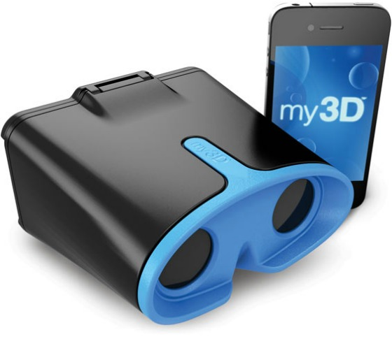 my3D iPhone/iPod 3D Viewer