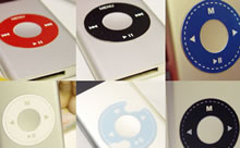 Nano stickers