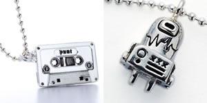 Kassettband och Robot