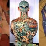 Tatueringar för nördar