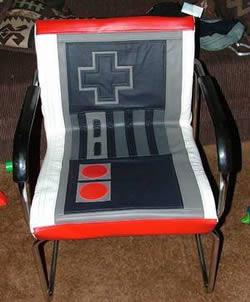 NES-stol