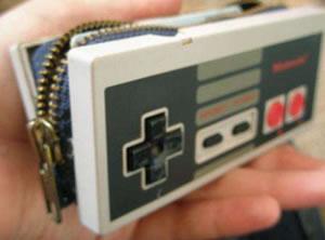 NES-plånbok