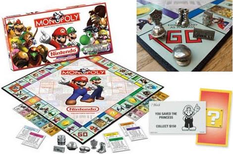 Nintendo Monopol