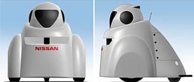Nissan robotbil