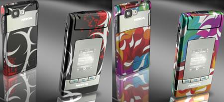 Nokia designlurar
