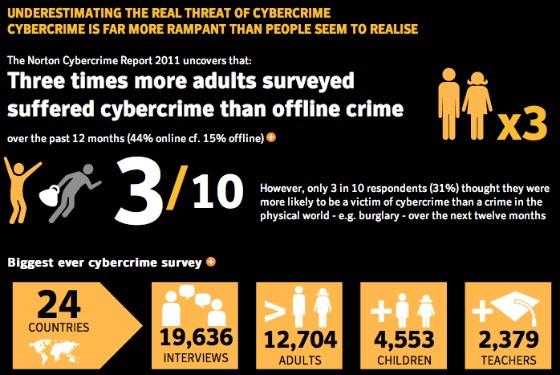 Cybercrime Report 2011
