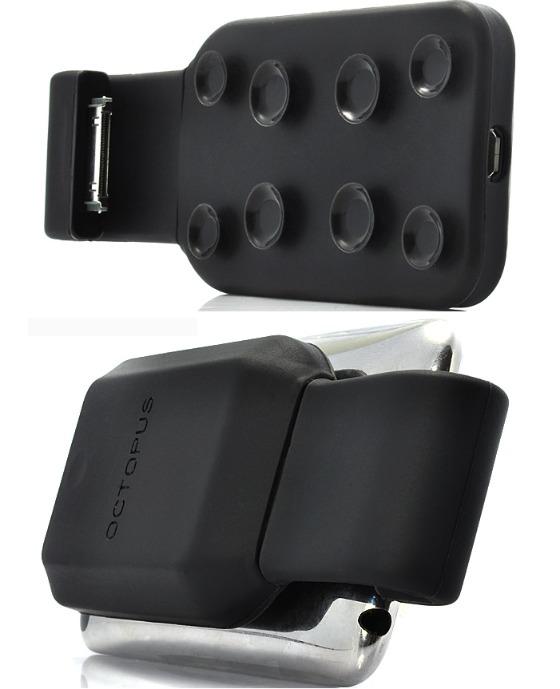 Bläckfiskbatteri för iPhone och iPod