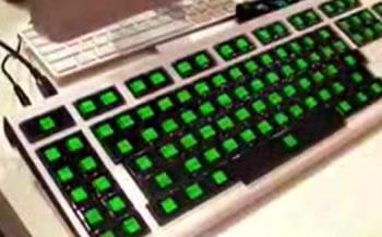 Optimus Maximus tangentbord