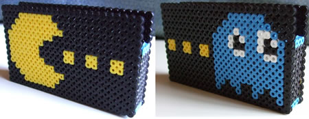 Pac-Man korthållare