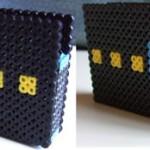 Pac-Man & NES korthållare