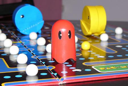 Pac-Man brädspel
