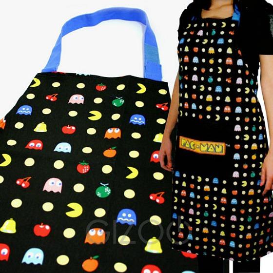 Pac-Man-förkläde