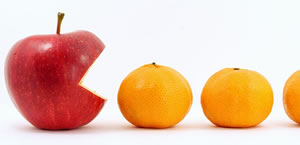 Pac-Man frukt