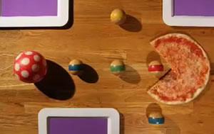 TV-spel med matvaror