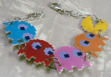 Pac-Man armband