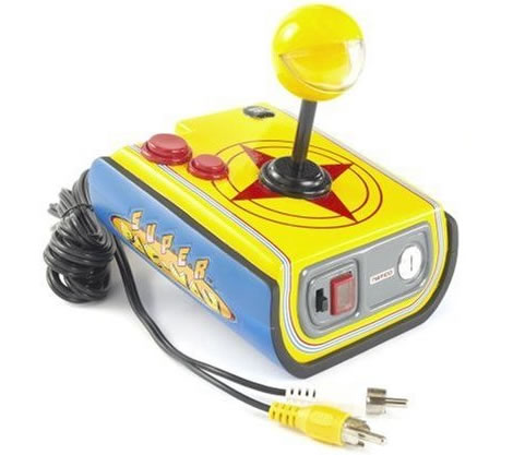 Pacman-joystick