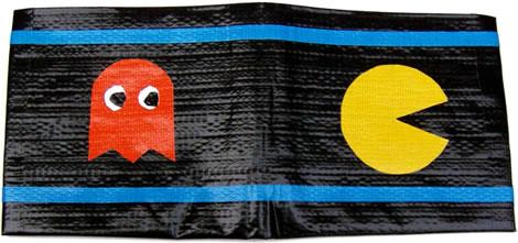Pac-Man-plånbok