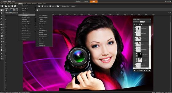 Corel PaintShop Pro X4