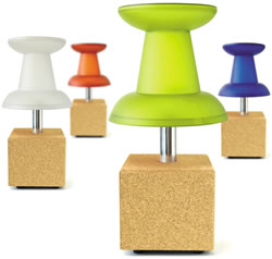 Push-pin Night Stand