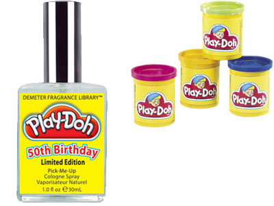 Play-Doh Cologne Spray