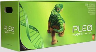 Pleo förpackning