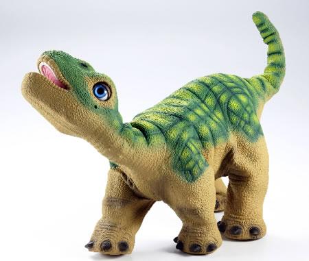 Robotdinosaurien Pleo