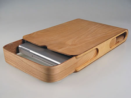Laptopfodral i plywood