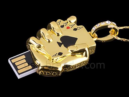 Poker USB