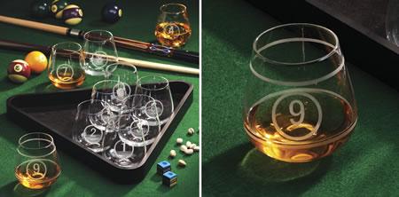 Biljardglas