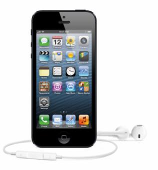 iPhone 5 populärste mobilen