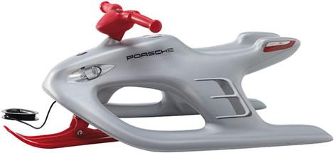 Snowracer från Porsche