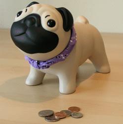 Pug Bank
