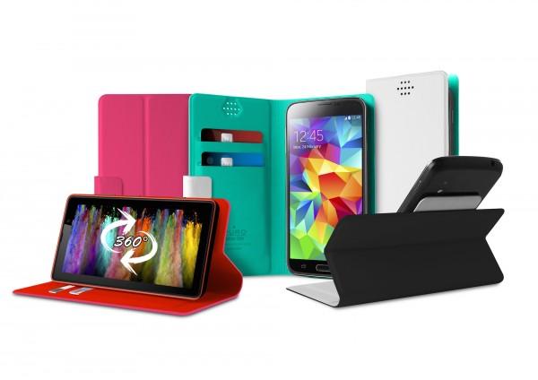 puro universal wallet collection bicolor range