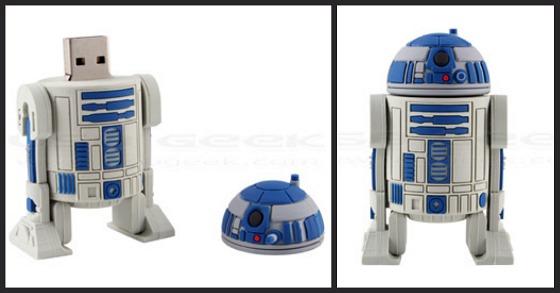 R2-D2 som USB-minne