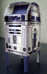 R2-D2 pappersbrevlåda