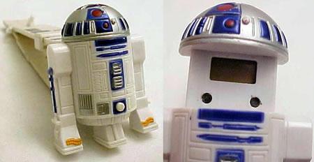 R2-D2-klocka