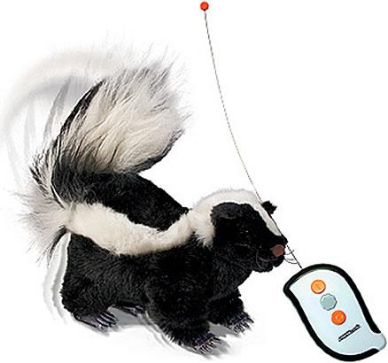 Radiostyrd skunk