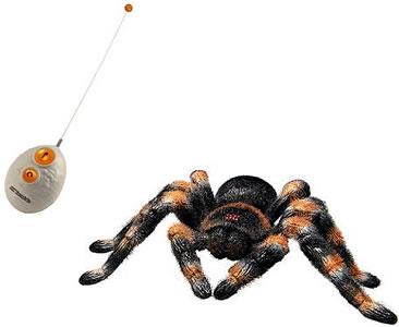 Radiostyrd spindel
