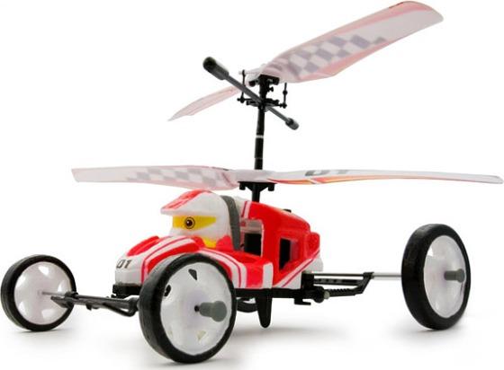 Flygande radiostyrd bil