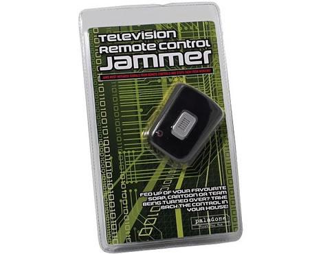 Remote Jammer