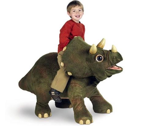 Robotdinosaurien Kota the Triceratops