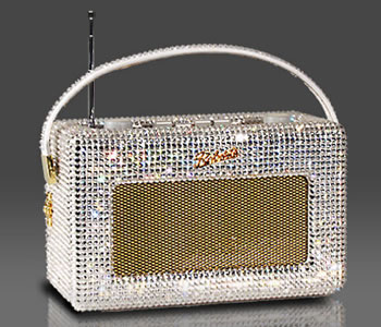 Roberts Radio R 250 Edition CRYSTAL